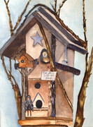 """Backyard Birdhouse"""
