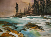 """Ontario North Rapids""   Sold"