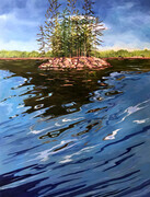 """Sunny Day at the French River"""
