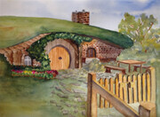"""The Hobbit House"""